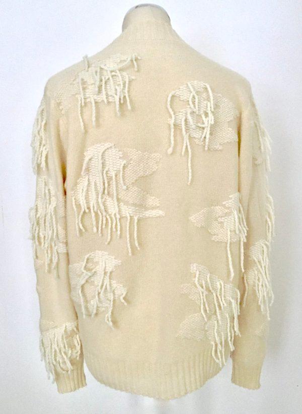 White-Camou www.uweurbansky.de Uwe Urbansky, Berlin, Strick, Strickdesign, Handmade, Pullover