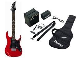 Elektrische gitaar starterspakket