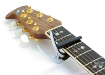 Capo gitaar