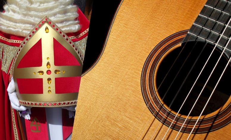 Sinterklaas liedjes leren spelen