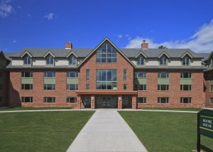 Clarkson University - Moore House Expansion Construction Project U.W. Marx