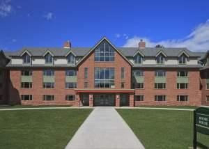 Clarkson University - Moore House Expansion Construction Project U.W. Marx