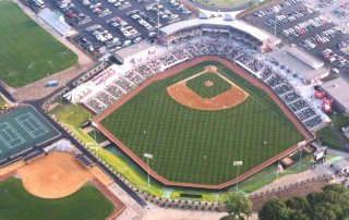 Hudson Valley Community College - Design-Build New Joseph L. Bruno Stadium