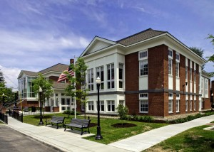 Saugerties Public Library - Carnegie Library Modernization Construction Project U.W. Marx