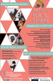 Speakers Series Visual Arts Western University
