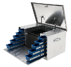 Drawer Truck Tool Boxes     UWS Truck Accessories Drawer Truck Tool Boxes