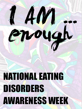Image result for images for national eating disorder awareness week