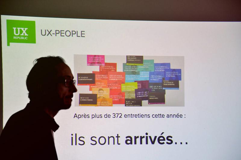 UX DAY 11 - Les nouveaux UX-iens.