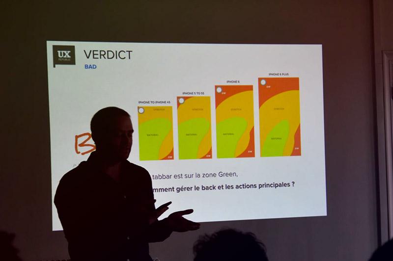 UXDAY 11 : La taille des écrans et leur incidence UX