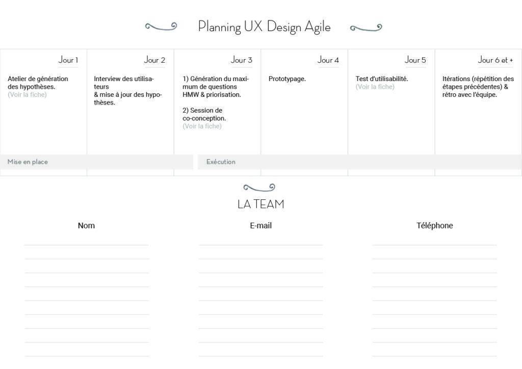 Plan de travail 11