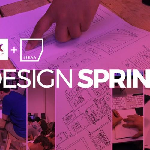 Retour d'expérience : Un Design Sprint avec des élèves de Lisaa Paris