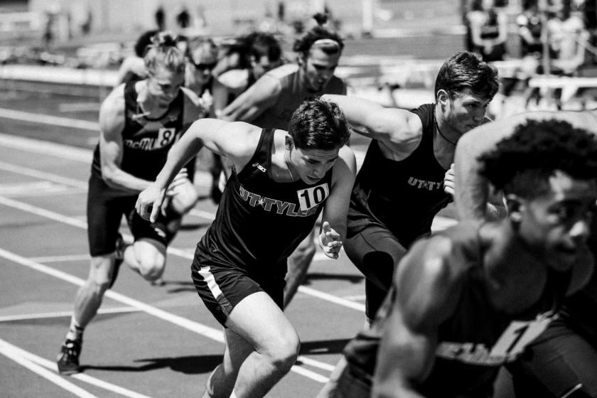 athletes qui courent : V8 by js republic