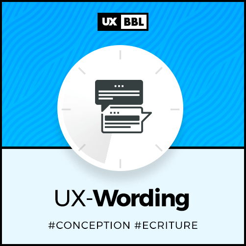 BBL UX-Wording