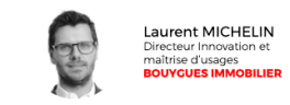 Laurent Michelin Bouygues Immobilier