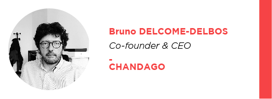 UX Bruno Delcome Delbos Chandago Uxconf