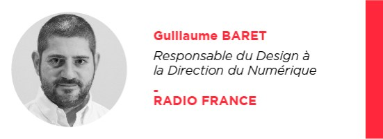UX Guillaume Baret Radio France Uxconf