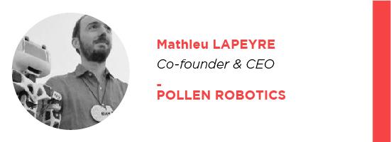 UX Mathieu Lapeyre Pollen Robotics Uxconf