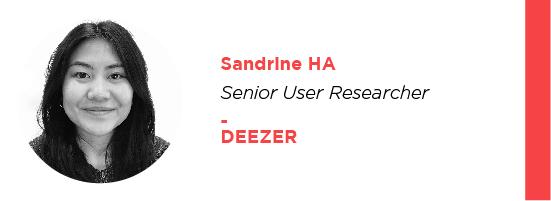 UX Sandrine Ha Deezer Uxconf