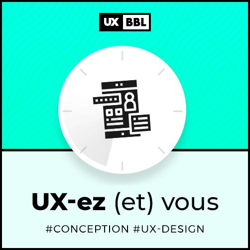 UX-er vous