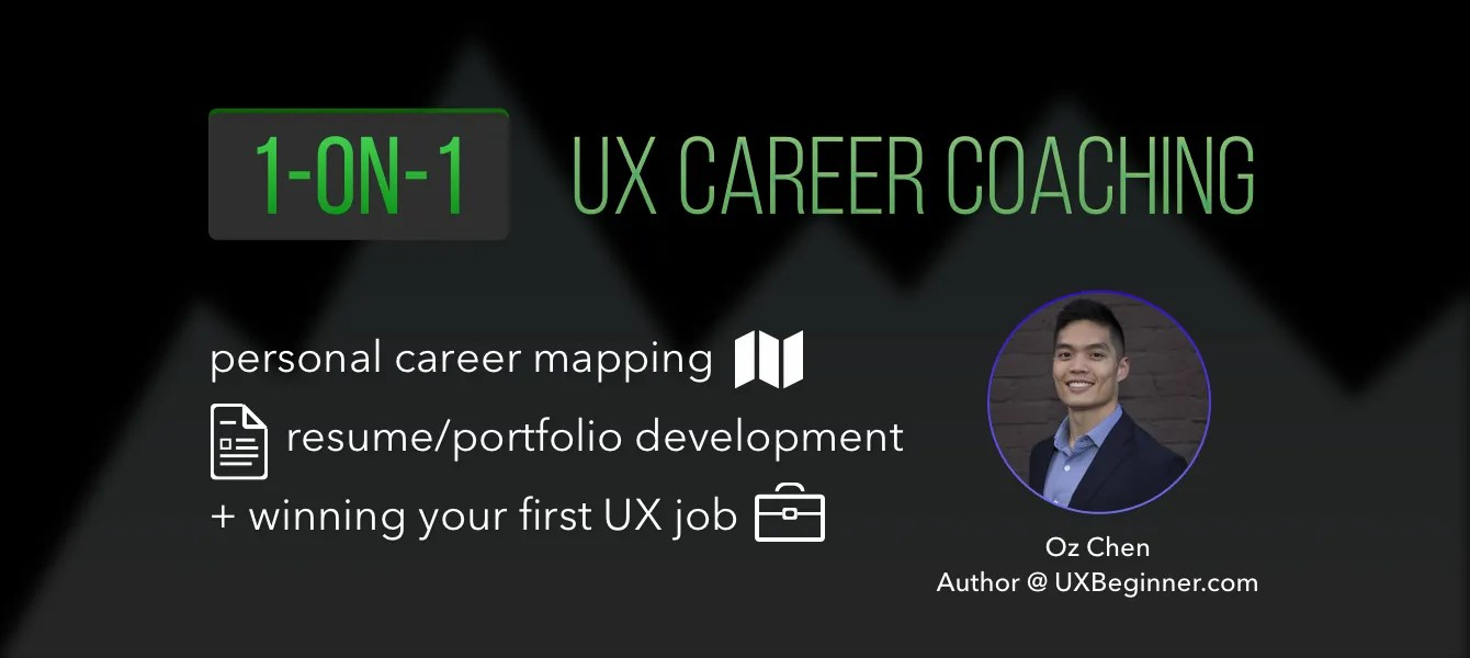 UX Career Coaching
