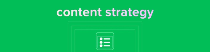 Content Strategy section image