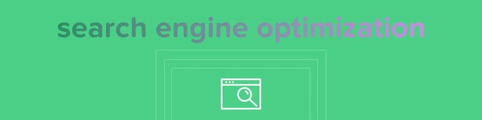 search engine optimization (SEO) section image