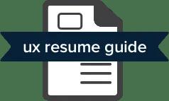 ux resume guide