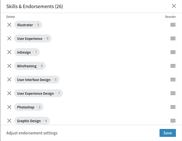 LinkedIn Profile Guide For UX Beginners