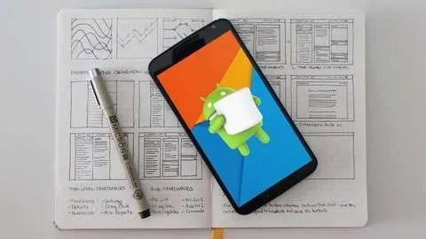 Android Design- Master UI:UX Techniques and Material Design