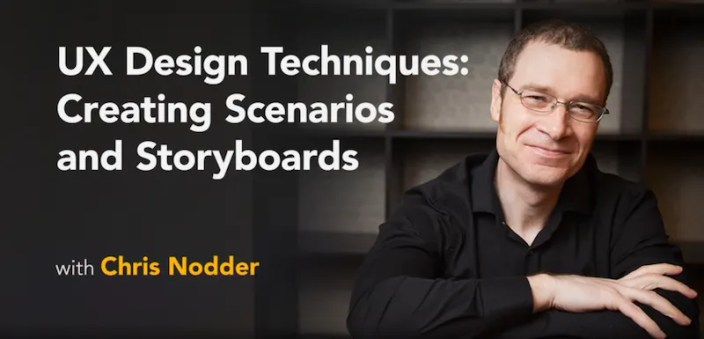 linkedin-learning-ux-course-ux-research-storyboards