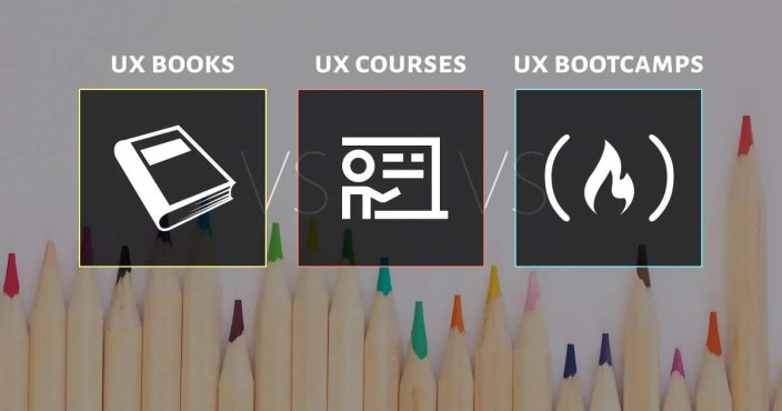 ux-learning-books-courses-bootcamps-compared