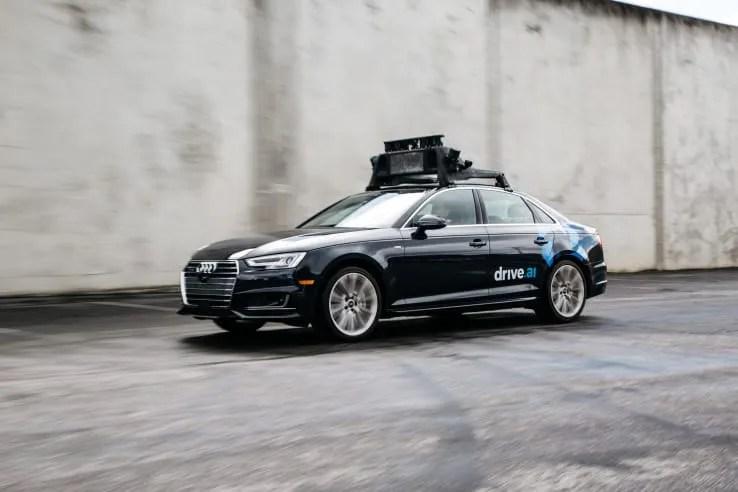 self-driving car drive.ai