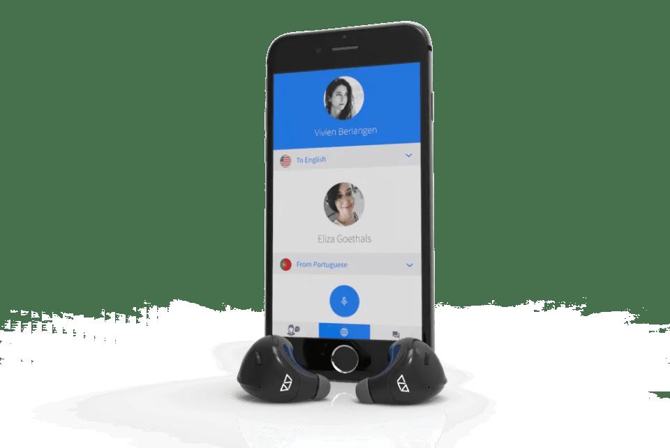 universal translation pilot app