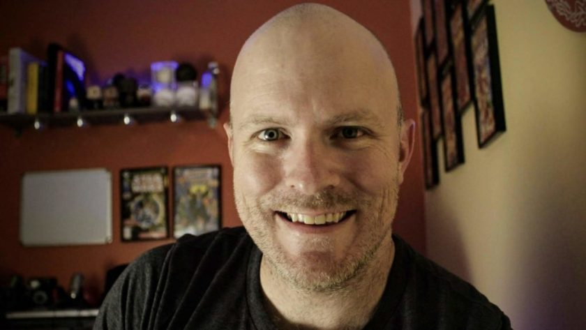 A headshot of Doug Collins, editor of UXNewsMag.com