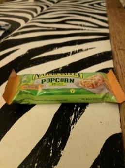 NatureValley popcorn snack