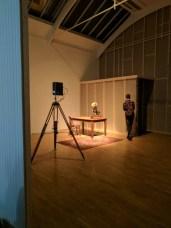Kentridge installation