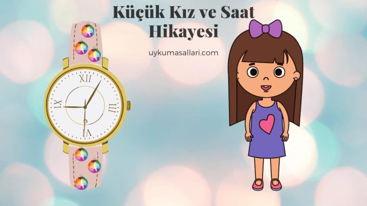 Küçük Kız ve Saat Hikayesi