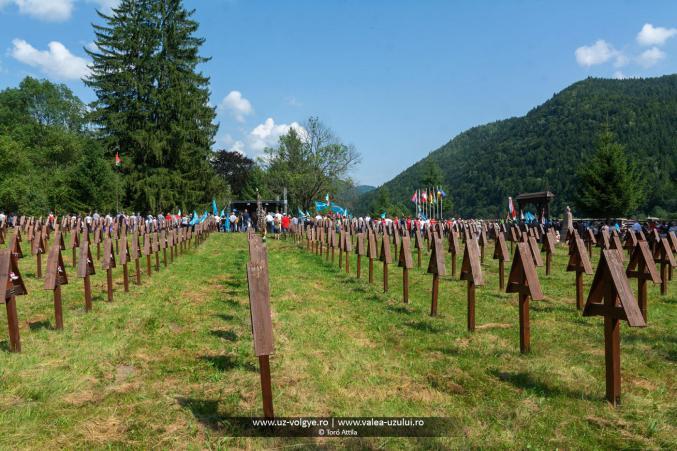 13 uzvolgye 2019 augusztus 26 - Naţionalişti merg pe 25 octombrie la Valea Uzului, manipulările continuă