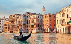 Bitmeyen masal: Venedik