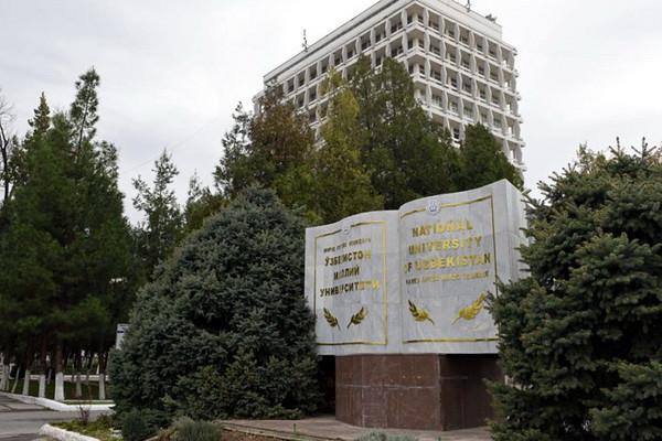 Ujian masuk universitas di Uzbekistan dilaksanakan di tempat terbuka