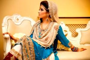 Asian Bridal Photoshoot Manchester