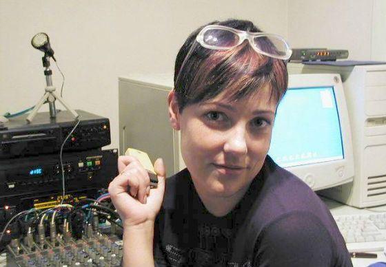 Анастасия Хабенская умерла от рака мозга в декабре 2008 года