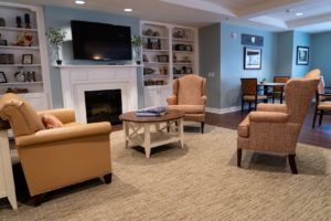 New Healthcare Living Room
