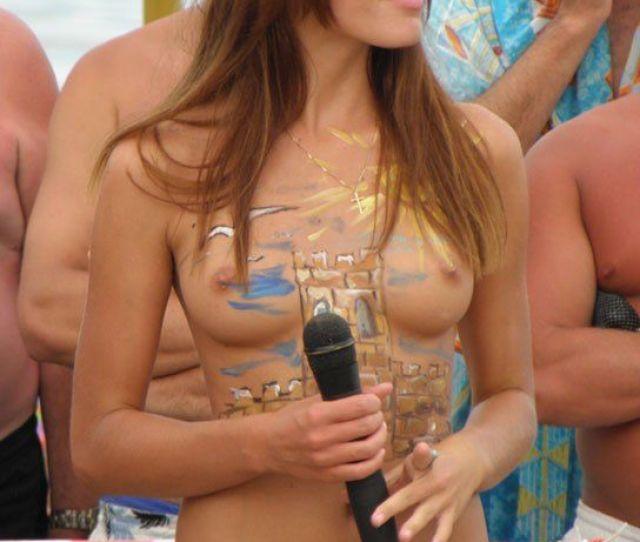 Contest Girl Nudist Beauty Pageants