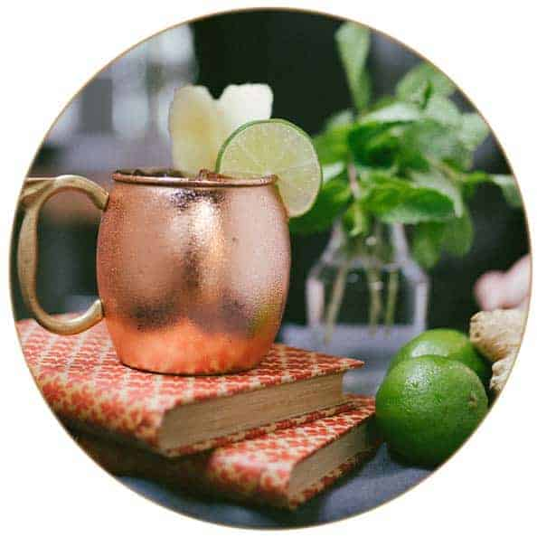 V-SINNE Gin Gin Mule