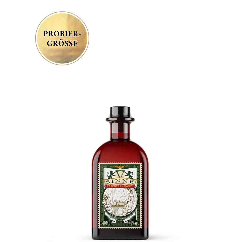 V-SINNE Schwarzwald Gin Raspberry Magic Mini