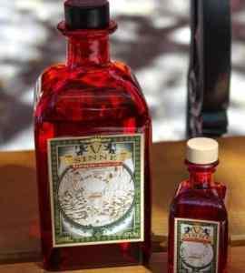 V-SINNE Raspberry Magic Gin gin-liebhaber.de