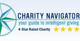 Charity Navigator on White