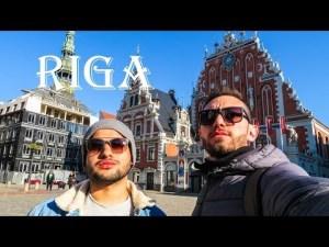 RIGA (Lettonia) Cosa vedere in 2 giorni • Baltic Tour Ep.1/3