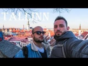 TALLINN! (Estonia) Cosa vedere in 2 giorni • Baltic Tour Ep.2/3